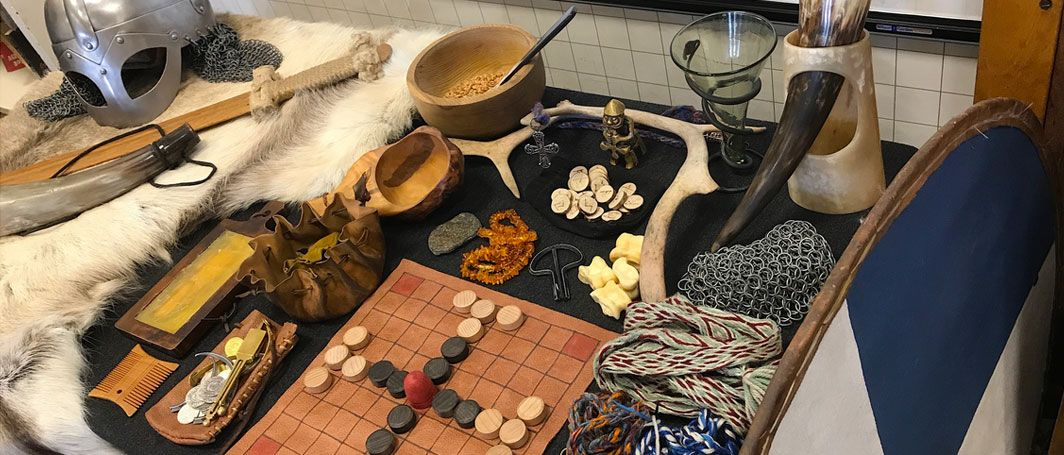 Viking tools and artefacts