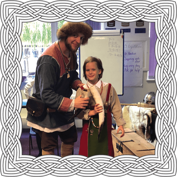 Viking school experience